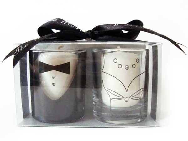 Las velas aromáticas son una opción segura para souvenirs