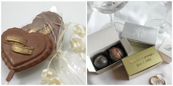 ¡Todos aman los chocolates!