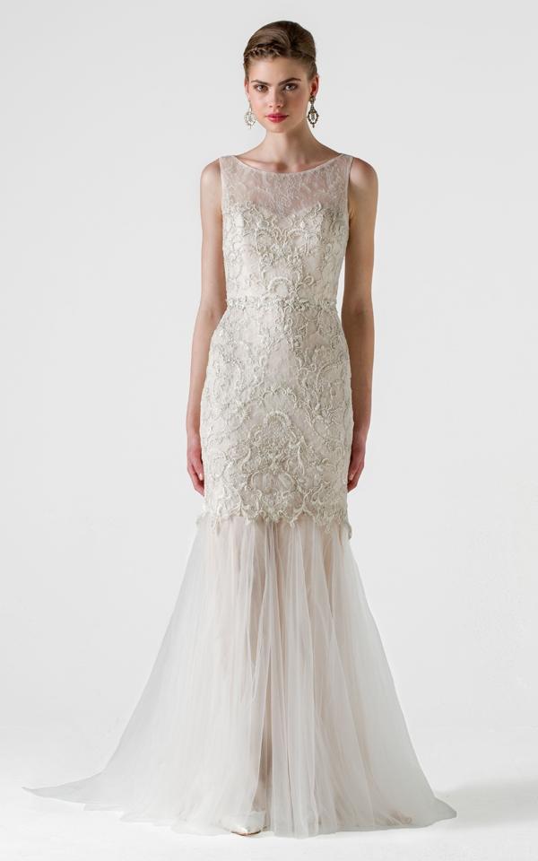 Elige el vestido de novia de acuerdo a tu cuerpo. ¡Mira cuál es el ...