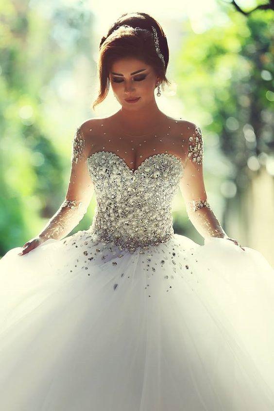 vestido blanco novia